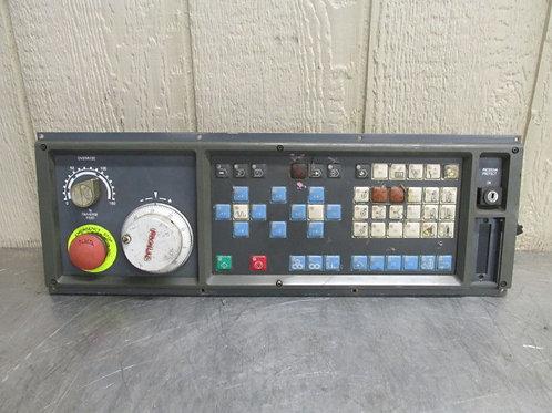 Fanuc A02B-0200-C261 Option Unit Operator Control Keypad Panel Key Pad