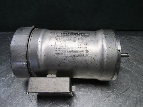Bluffton HydroDuty 1311017123 Washdown Electric Motor 1 HP 3 PH 1725/1425 RPM