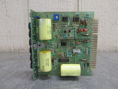 Powertron PN 100-2 Velocity Amp BD Circuit Board
