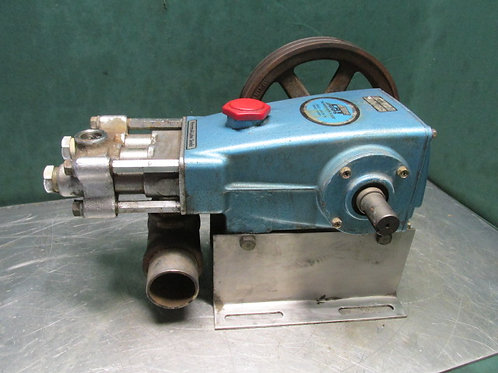 Cat Model 1010 Pressure Power Washer Pump Carwash 13 GPM 700 PSI 5.8 HP