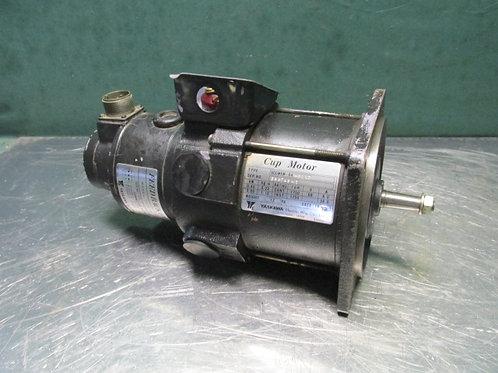 Yaskawa UGCMEM-04-MU12 Cup Servo Motor with Feedback Unit TFUE-08ZC7