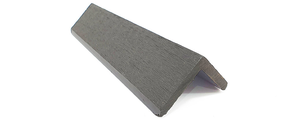 Anthracite 3.6m Edging Trim