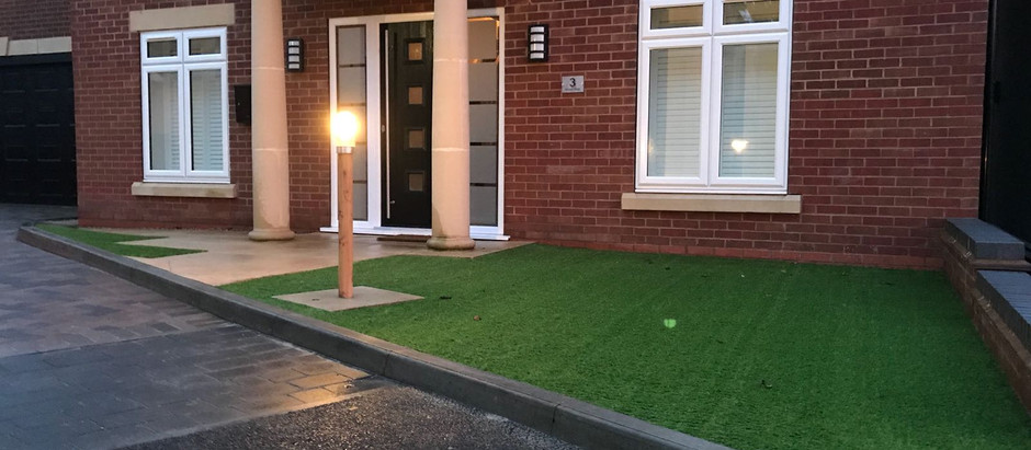 Artificial Grass Installation Newcastle-under-Lyme