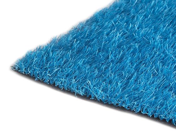 SoftPlay - Coloured - Blue