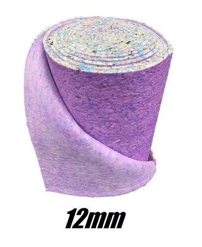 Contract 12mm 85kg Carpet Underlay