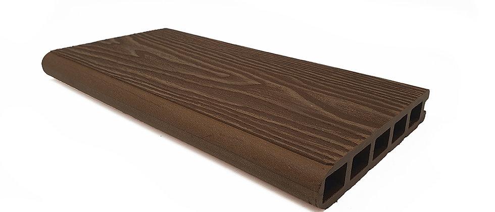 Oak 3.6m Bullnose Board