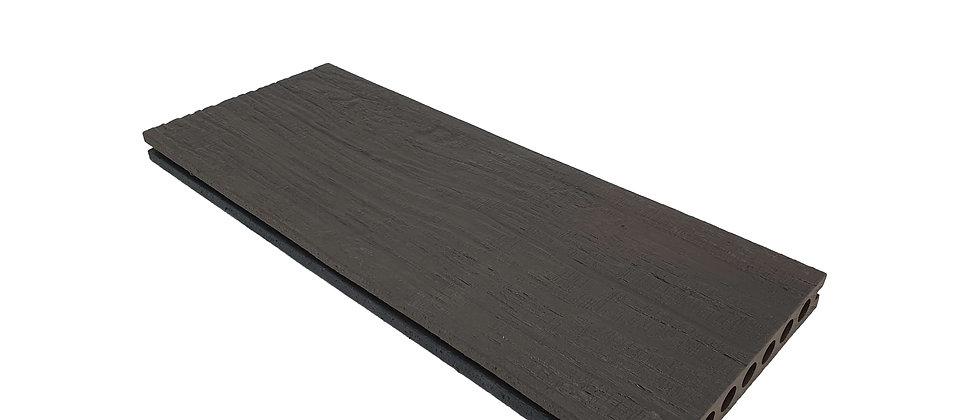 Versalux® 3.6m Reversible Rubber Board - Charred Oak