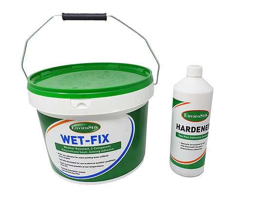 Wet-Fix 10kg Tub + Hardner