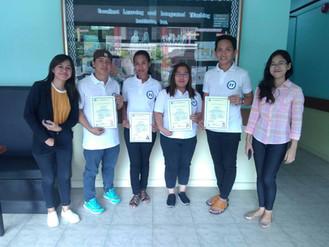 Housekeeping Graduates