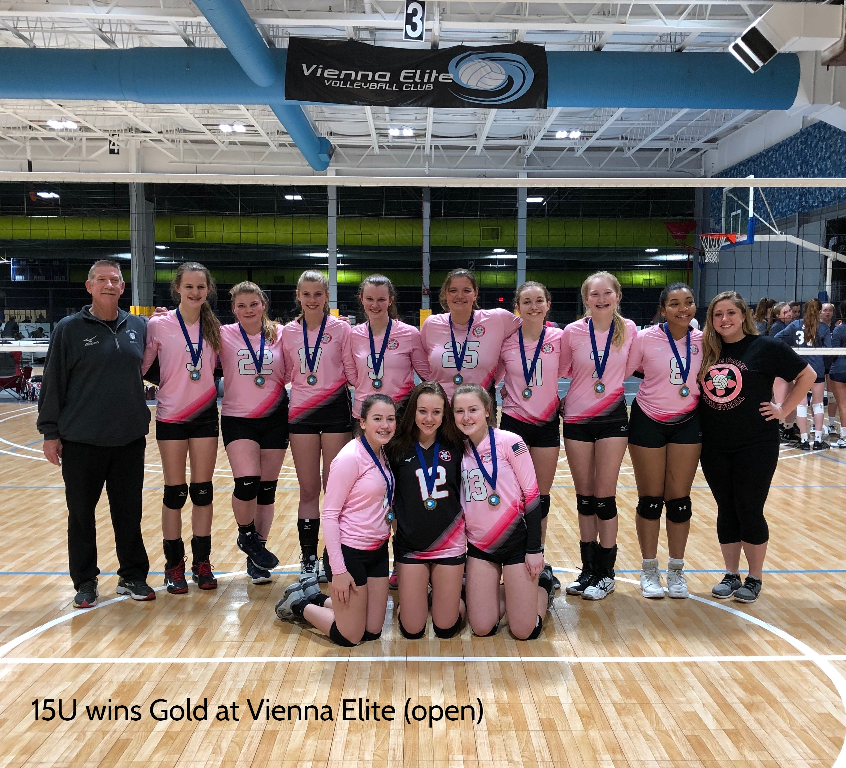 Apple Valley Volleyball Winchester Virginia