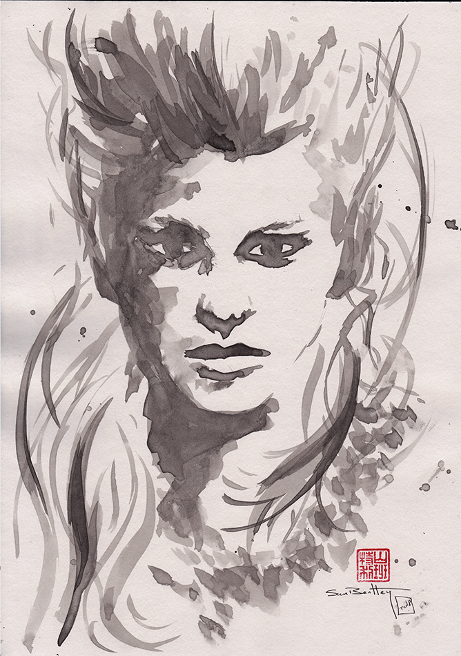 Lagertha-in-Ink