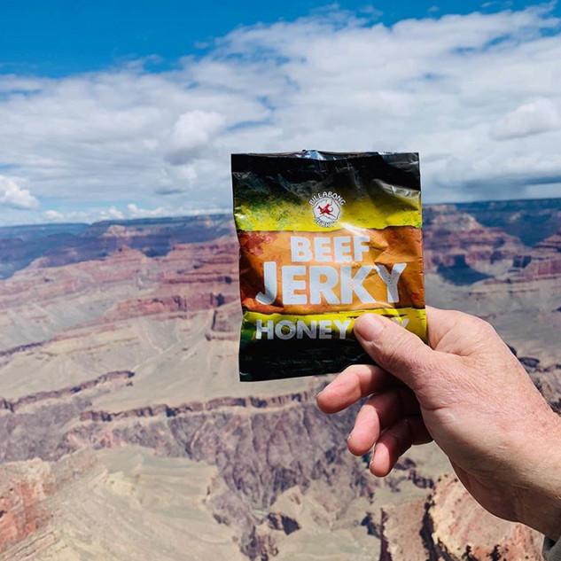 Honey Soy jerky