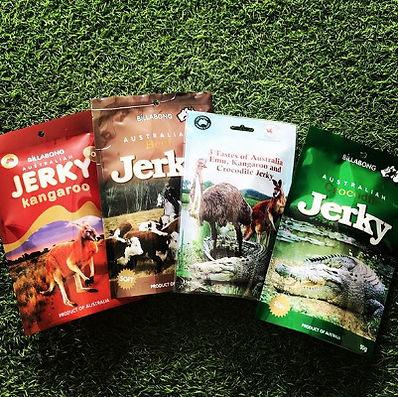 Beef jerky, australian jerky
