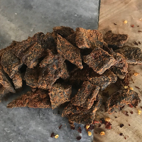 Bloody Hot Chilli Beef - Traditional (100g)