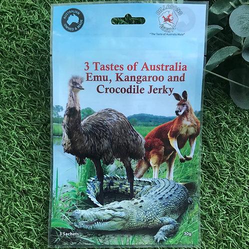 Three Tastes of Australia - Soft (30g)