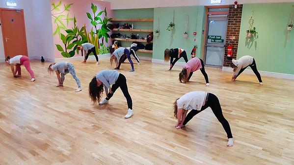 Ely dance class fresh