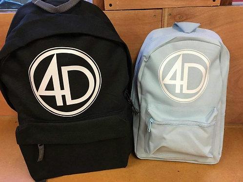 4D Backpack £22/£25
