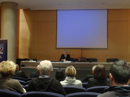 25.02.2019 - 18h - Droit de la Copropriété, réunion d'information.