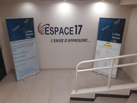 28.02.2020 Parcours Santé - La prépa Médecine à Nice
