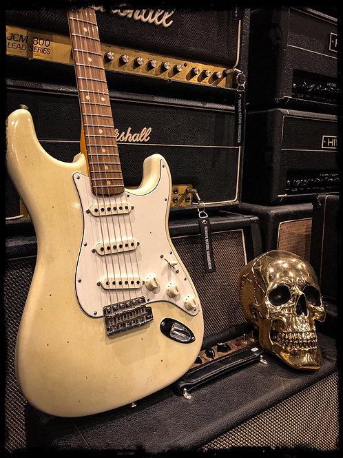 Fender Stratocaster Postmodern Olympic White 2018
