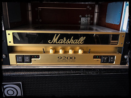 Marshall 9200 power amp