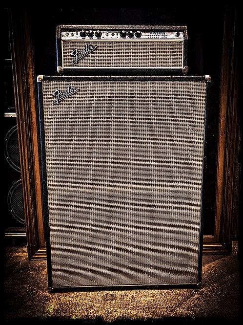 Fender Bassman 50 Silverface