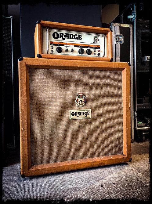 Stack Orange Or120 1973