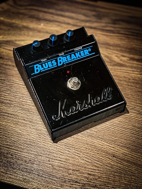 Original Marshall BluesBreaker V1 overdrive
