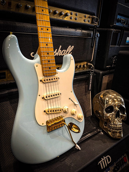 Partcaster Stratocaster