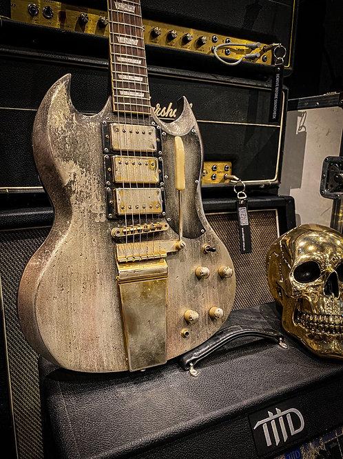 Loic Lepape steel guitar SG3 pickup