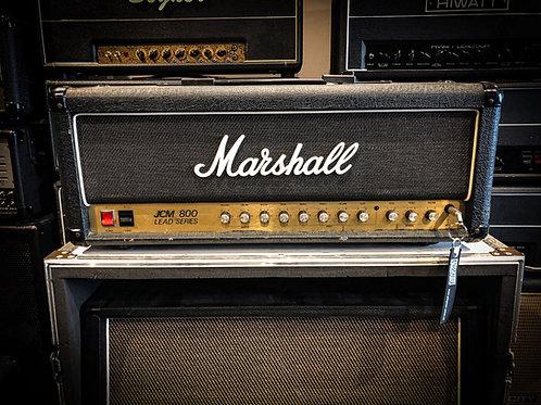 Marshall  JCM800 2210 100w 1984