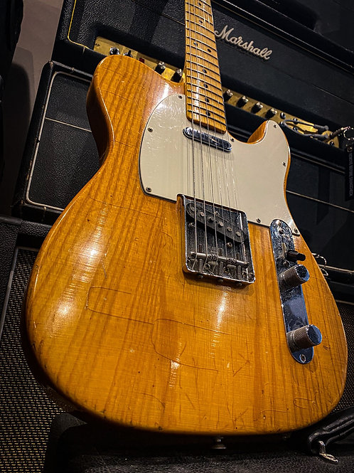 Fender Telecaster Natural 1973