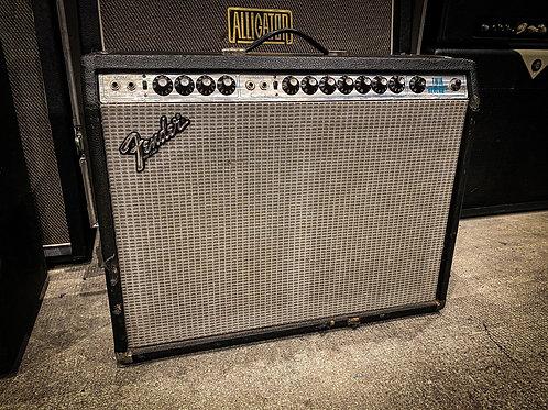 Fender Silverface Twin Reverb 1979