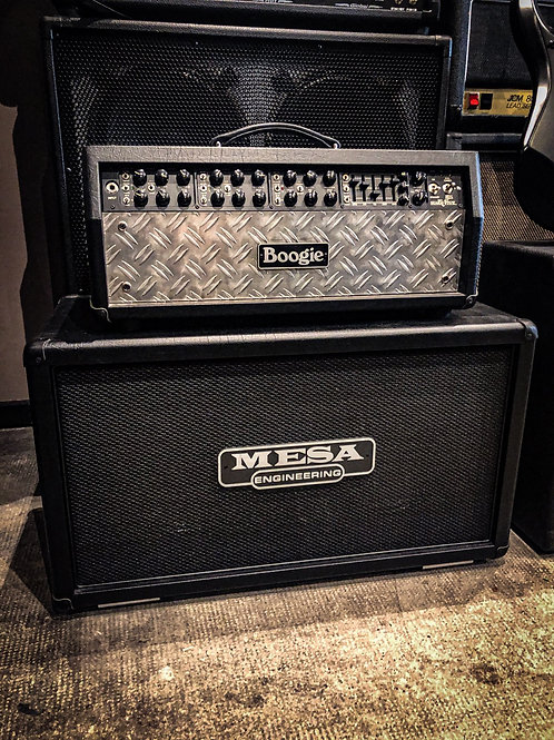 Mesa Boogie MKV and 2x12 Caninet