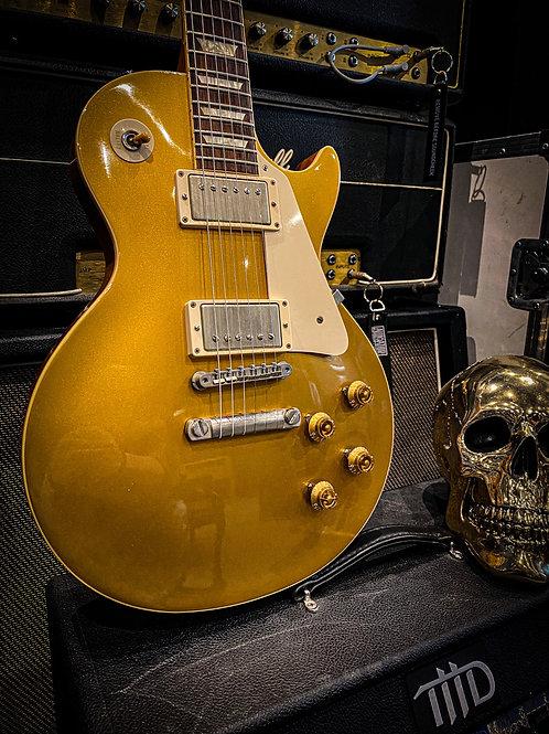 Gibson Les Paul R7 Goldtop Custom Shop 2010