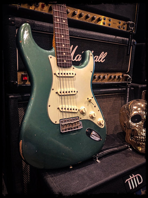 Fender Stratocaster 64' custom shop namm limited run