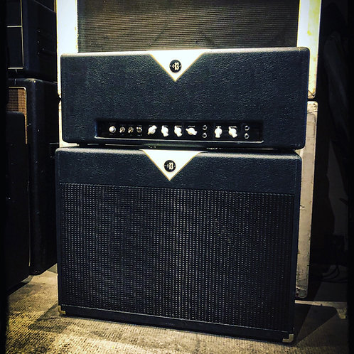 Divided by 13 FTR37 head and 2x12 cabinet
