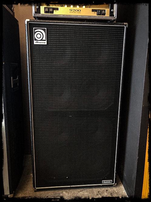 Ampeg 8x10 speaker Cabinet