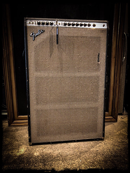 Fender Super Six Reverb