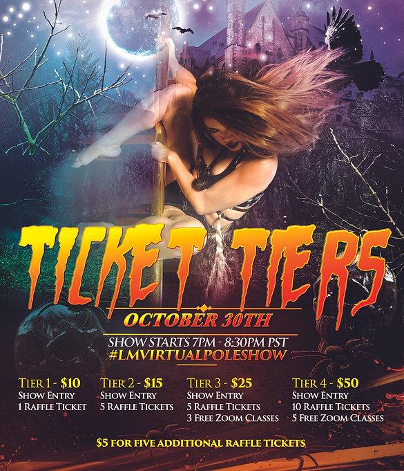 TICKETST TIERS_LM Halloween Ticket Tiers