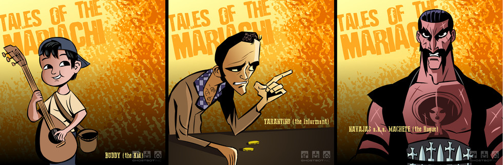 Tales of the Mariachi