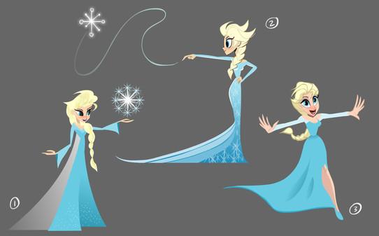 """Frozen """"Northern Lights"""""""