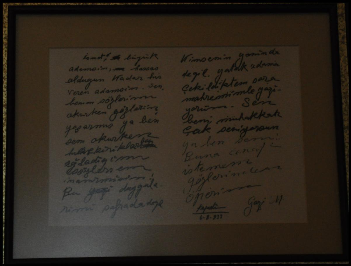 Atatürk Evi Giriş Kat (34)