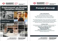 Başkent Pompei Ekmeği Afiş