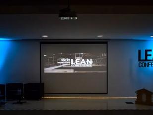 Lean Conference. A conferência onde se aprende a produzir com menos desperdício