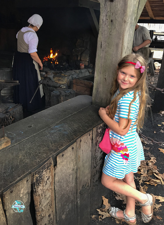 Exploring Jamestown & Williamsburg