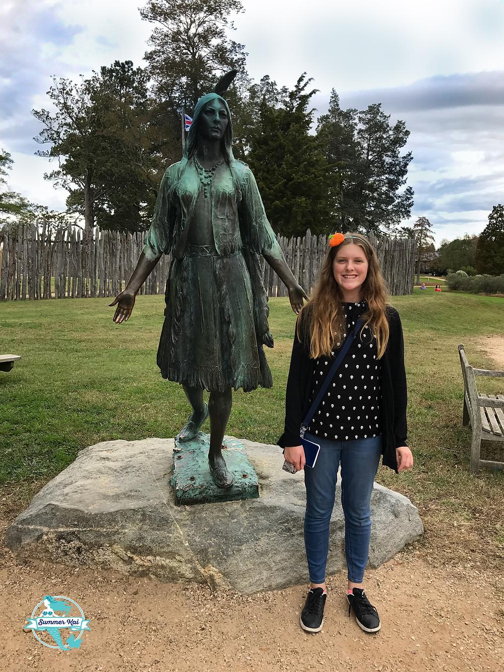 Keala at Jamestowne