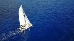 Summer Kai Under Sail-2