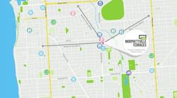 morphettville map