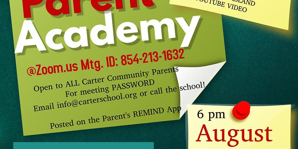 Parent Falcon Academy